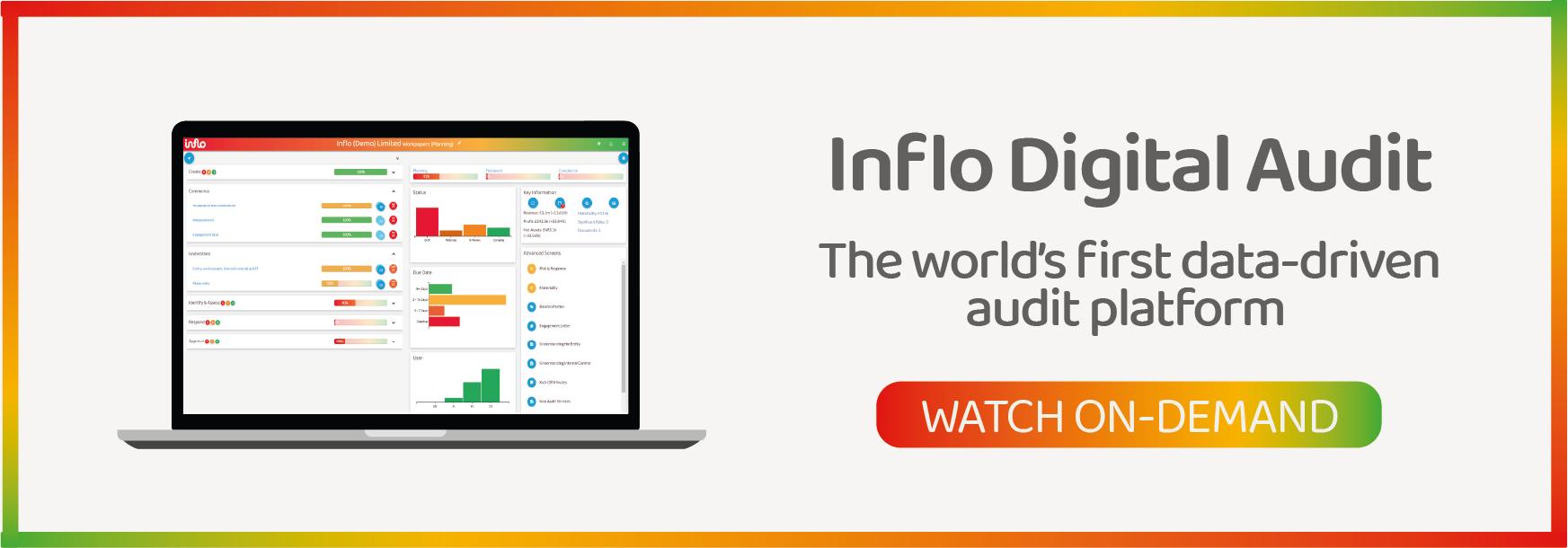 Inflo Digital Audit On-Demand